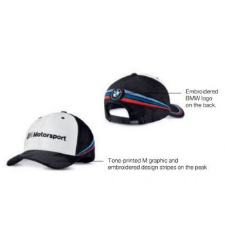 M-Sport cap Collectors